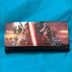 LOUNGEFLY X STAR WARS wallet